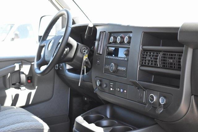 2020 Chevrolet Express 2500 4x2, Adrian Steel Upfitted Cargo Van #M20333 - photo 10