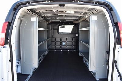 2020 Chevrolet Express 2500 4x2, Adrian Steel Upfitted Cargo Van #M20333 - photo 2