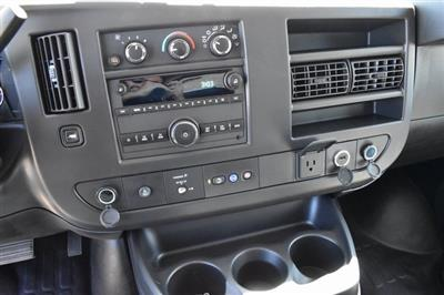 2020 Chevrolet Express 2500 4x2, Adrian Steel Upfitted Cargo Van #M20333 - photo 20