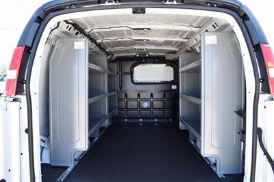 2020 Chevrolet Express 2500 4x2, Adrian Steel Upfitted Cargo Van #M20334 - photo 2