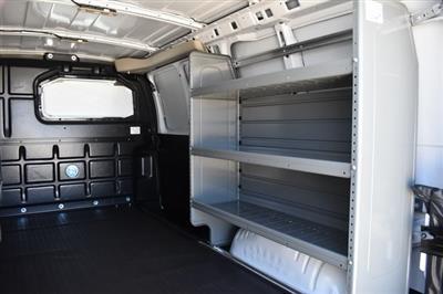 2020 Chevrolet Express 2500 4x2, Adrian Steel Upfitted Cargo Van #M20334 - photo 16