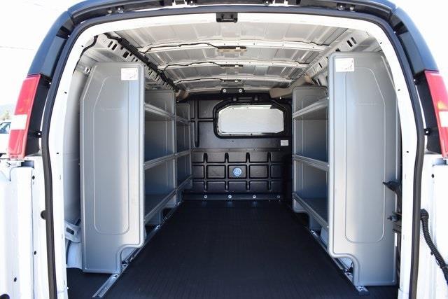 2020 Chevrolet Express 2500 4x2, Adrian Steel Upfitted Cargo Van #M20335 - photo 2