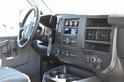 2020 Chevrolet Express 2500 4x2, Adrian Steel Upfitted Cargo Van #M20335 - photo 10