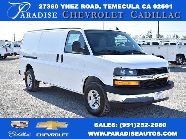 2020 Chevrolet Express 2500 4x2, Adrian Steel Upfitted Cargo Van #M20336 - photo 1