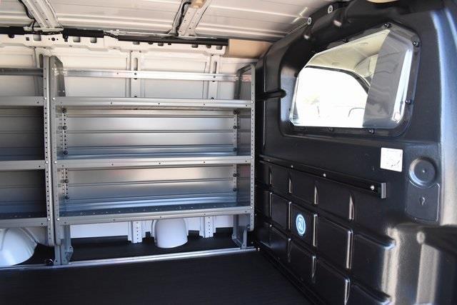 2020 Chevrolet Express 2500 4x2, Adrian Steel Upfitted Cargo Van #M20336 - photo 12