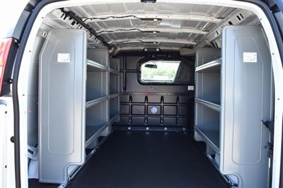 2020 Chevrolet Express 2500 4x2, Adrian Steel Upfitted Cargo Van #M20336 - photo 2