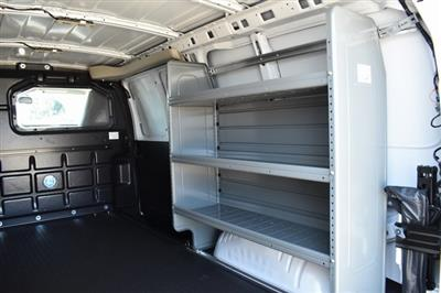 2020 Chevrolet Express 2500 4x2, Adrian Steel Upfitted Cargo Van #M20336 - photo 14