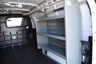 2020 Chevrolet Express 2500 4x2, Adrian Steel Upfitted Cargo Van #M20337 - photo 16