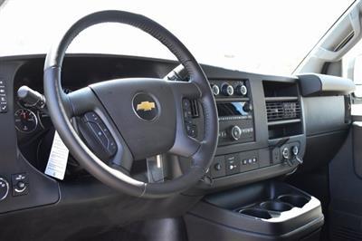 2020 Chevrolet Express 2500 4x2, Adrian Steel Upfitted Cargo Van #M20337 - photo 17