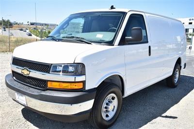 2020 Chevrolet Express 2500 4x2, Adrian Steel Upfitted Cargo Van #M20337 - photo 4