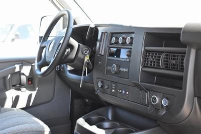 2020 Chevrolet Express 2500 4x2, Adrian Steel Upfitted Cargo Van #M20337 - photo 10