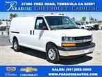 2020 Chevrolet Express 2500 4x2, Adrian Steel Upfitted Cargo Van #M20337 - photo 1