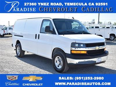 2020 Chevrolet Express 2500 4x2, Adrian Steel Upfitted Cargo Van #M20339 - photo 1