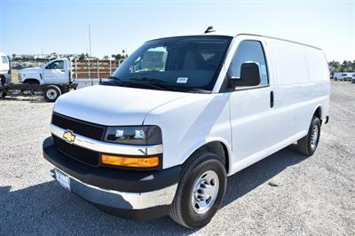 2020 Chevrolet Express 2500 4x2, Adrian Steel Upfitted Cargo Van #M20339 - photo 3