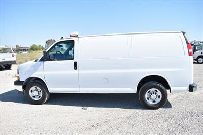 2020 Chevrolet Express 2500 4x2, Adrian Steel Upfitted Cargo Van #M20339 - photo 4