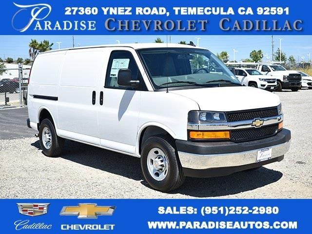 2020 Chevrolet Express 2500 4x2, Adrian Steel Upfitted Cargo Van #M20342 - photo 1