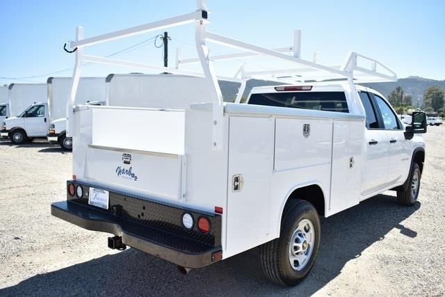 2020 Chevrolet Silverado 2500 Double Cab 4x2, Harbor TradeMaster Utility #M20344 - photo 2