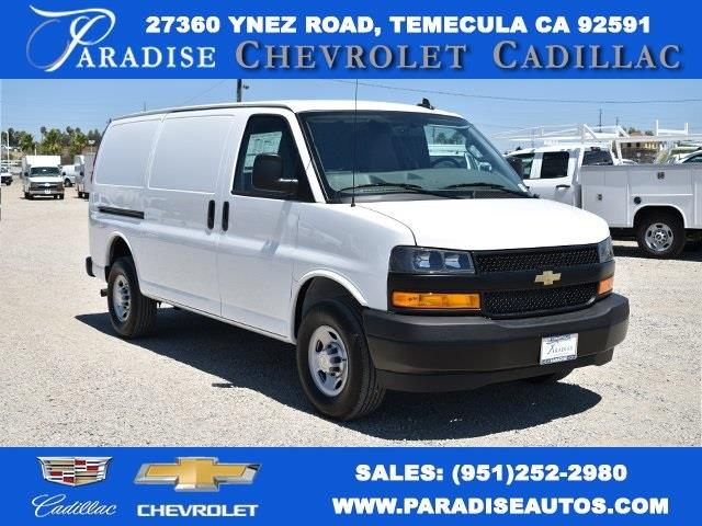 2020 Chevrolet Express 2500 4x2, Adrian Steel Empty Cargo Van #M20356 - photo 1
