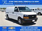 2020 Chevrolet Express 2500 4x2, Adrian Steel Empty Cargo Van #M20356 - photo 1
