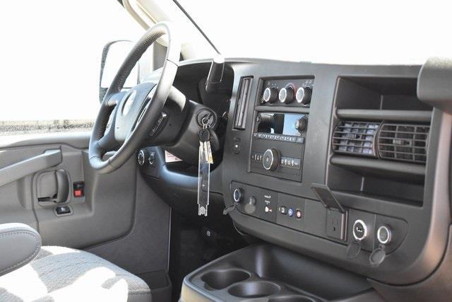 2020 Chevrolet Express 2500 4x2, Commercial Van Interiors Upfitted Cargo Van #M20360 - photo 11