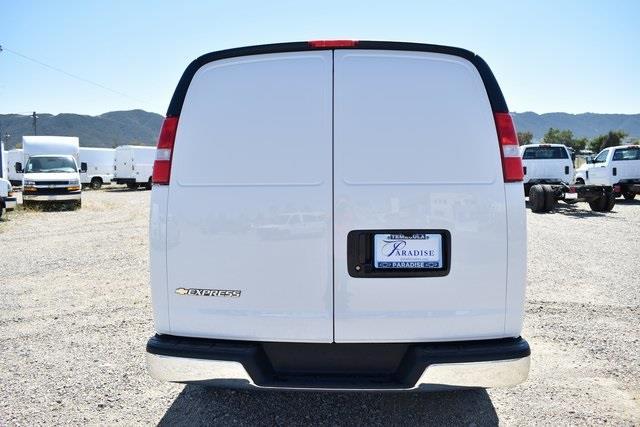 2020 Chevrolet Express 2500 4x2, Commercial Van Interiors Upfitted Cargo Van #M20360 - photo 6
