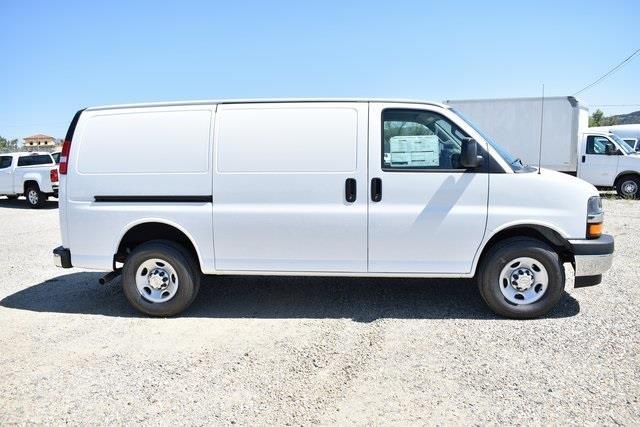 2020 Chevrolet Express 2500 4x2, Commercial Van Interiors Upfitted Cargo Van #M20360 - photo 8