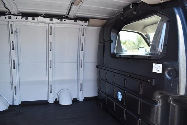 2020 Chevrolet Express 2500 4x2, Commercial Van Interiors Upfitted Cargo Van #M20360 - photo 9