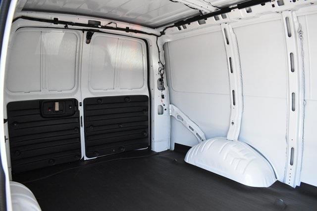 2020 Chevrolet Express 2500 4x2, Commercial Van Interiors Upfitted Cargo Van #M20360 - photo 10