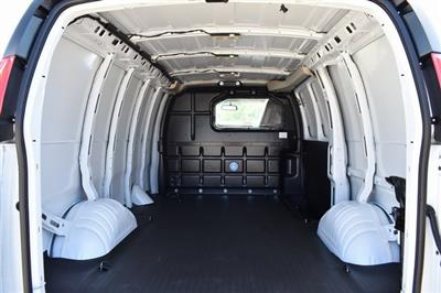 2020 Chevrolet Express 2500 4x2, Commercial Van Interiors Upfitted Cargo Van #M20360 - photo 2