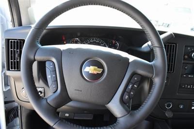 2020 Chevrolet Express 2500 4x2, Commercial Van Interiors Upfitted Cargo Van #M20360 - photo 14