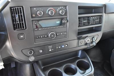 2020 Chevrolet Express 2500 4x2, Commercial Van Interiors Upfitted Cargo Van #M20360 - photo 15