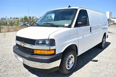 2020 Chevrolet Express 2500 4x2, Commercial Van Interiors Upfitted Cargo Van #M20360 - photo 3