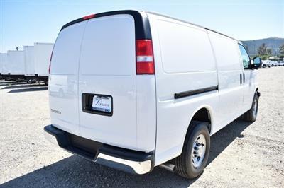 2020 Chevrolet Express 2500 4x2, Commercial Van Interiors Upfitted Cargo Van #M20360 - photo 7