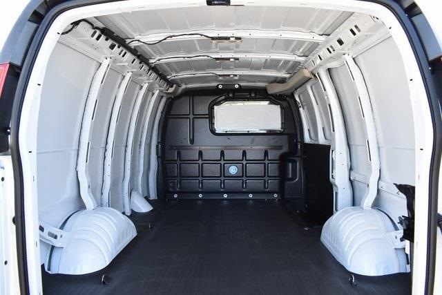 2020 Chevrolet Express 2500 4x2, Commercial Van Interiors Empty Cargo Van #M20362 - photo 2