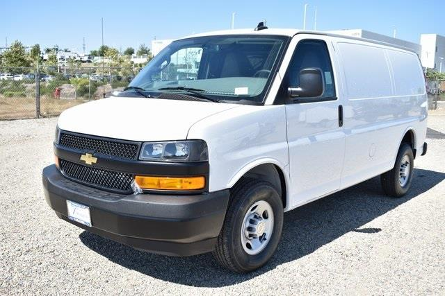 2020 Chevrolet Express 2500 4x2, Commercial Van Interiors Empty Cargo Van #M20362 - photo 3