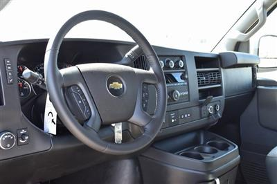 2020 Chevrolet Express 2500 4x2, Commercial Van Interiors Empty Cargo Van #M20362 - photo 11