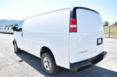 2020 Chevrolet Express 2500 4x2, Commercial Van Interiors Empty Cargo Van #M20362 - photo 5