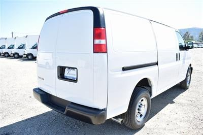 2020 Chevrolet Express 2500 4x2, Commercial Van Interiors Empty Cargo Van #M20362 - photo 7