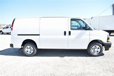 2020 Chevrolet Express 2500 4x2, Commercial Van Interiors Empty Cargo Van #M20362 - photo 8