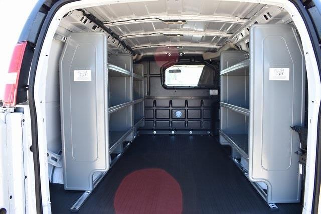 2020 Chevrolet Express 2500 4x2, Adrian Steel Upfitted Cargo Van #M20363 - photo 1