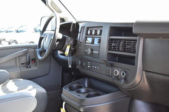 2020 Chevrolet Express 2500 4x2, Adrian Steel Upfitted Cargo Van #M20363 - photo 9