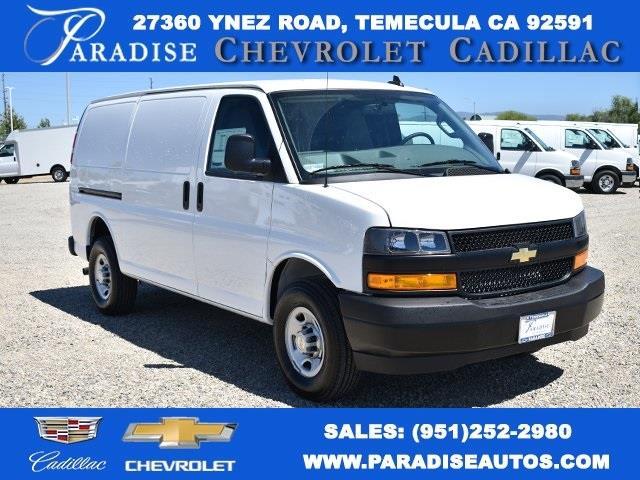 2020 Chevrolet Express 2500 4x2, Commercial Van Interiors Upfitted Cargo Van #M20364 - photo 1