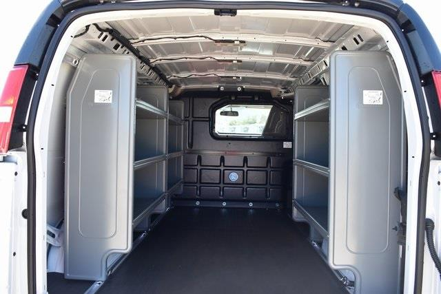2020 Chevrolet Express 2500 4x2, Commercial Van Interiors Upfitted Cargo Van #M20364 - photo 2