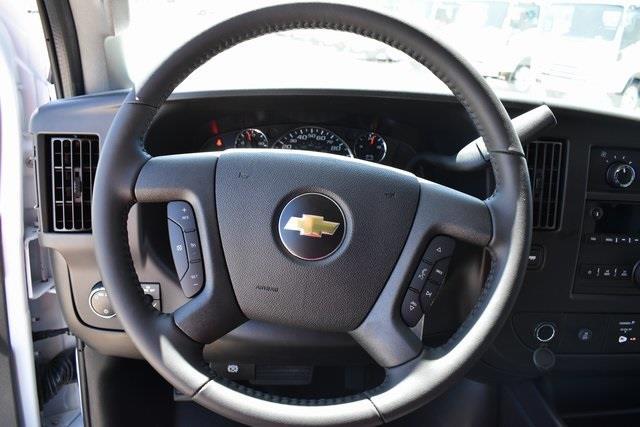 2020 Chevrolet Express 2500 4x2, Commercial Van Interiors Upfitted Cargo Van #M20364 - photo 18