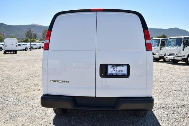 2020 Chevrolet Express 2500 4x2, Commercial Van Interiors Upfitted Cargo Van #M20364 - photo 6