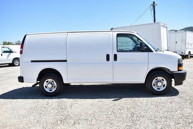 2020 Chevrolet Express 2500 4x2, Commercial Van Interiors Upfitted Cargo Van #M20364 - photo 8
