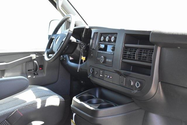 2020 Chevrolet Express 2500 4x2, Commercial Van Interiors Upfitted Cargo Van #M20364 - photo 9