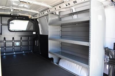 2020 Chevrolet Express 2500 4x2, Commercial Van Interiors Upfitted Cargo Van #M20364 - photo 15