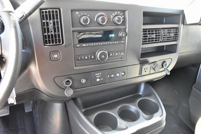 2020 Chevrolet Express 2500 4x2, Commercial Van Interiors Upfitted Cargo Van #M20364 - photo 19