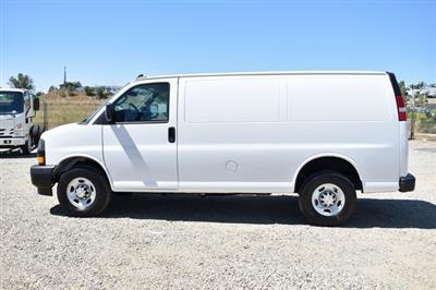 2020 Chevrolet Express 2500 4x2, Commercial Van Interiors Upfitted Cargo Van #M20364 - photo 4